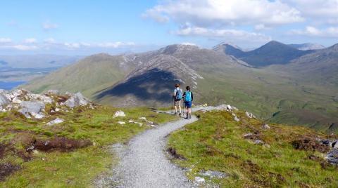 Connemara Walks & Hikes